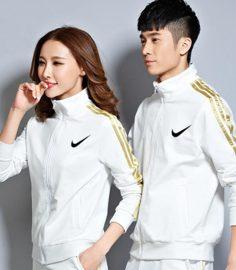 May áo gió cặp đôi thể thao
