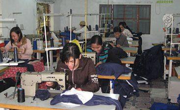 Xưởng may gia công áo thun