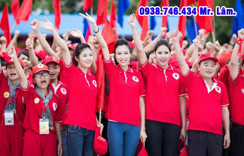 Xưởng may áo thun giá rẻ tại tpHCM chất lượng