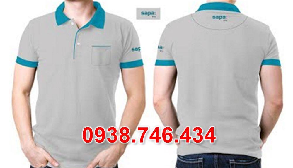 Đồng phục vải thun cao cấp của SapaTshirt