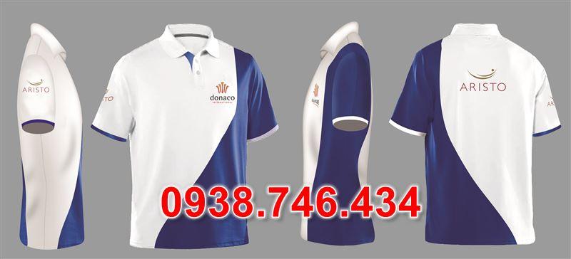 mẫu đồng phục vải thun cao cấp